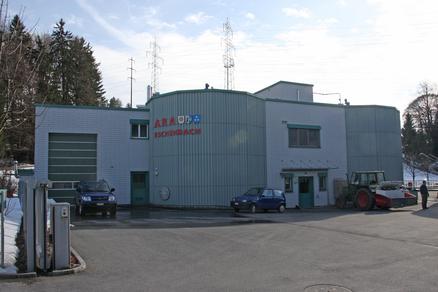 Kläranlage Gublen, ARA Eschenbach