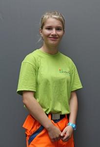 Andrea Jud, Lernende Werkdienst