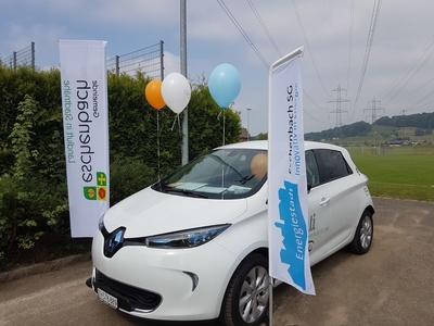 Ausgestellter Sponti-Car anlässlich der GEWA 2018
