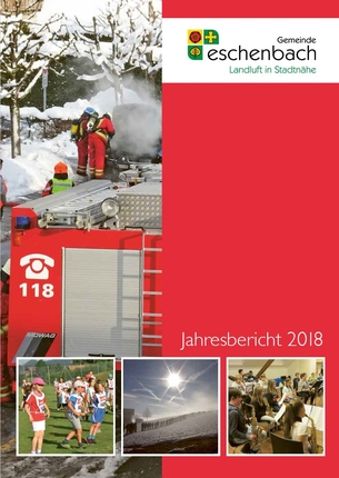Jahresbericht 2018, Gemeinde Eschenbach SG