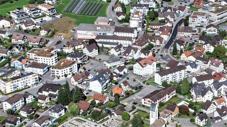 Dorfkern Eschenbach